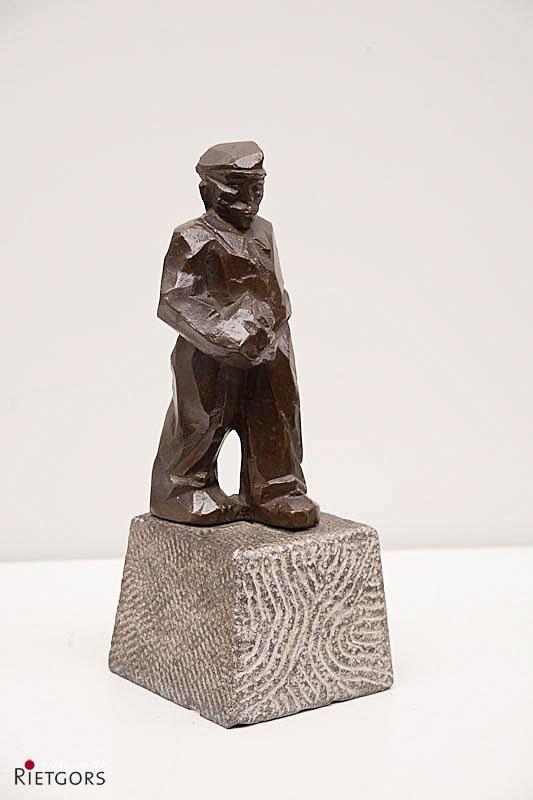 H. Krop (1884-1970) - Werkman. Ges.