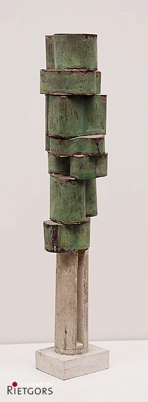 C. van Gulik (1938) - Ontwerp cypressenboom.