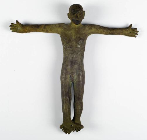 D. Henkes (1903-1989) - Christus