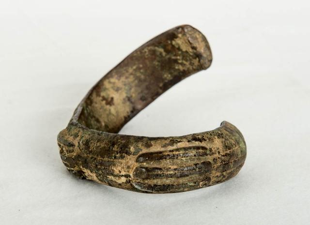 Afrika - Een bronzen Sierband