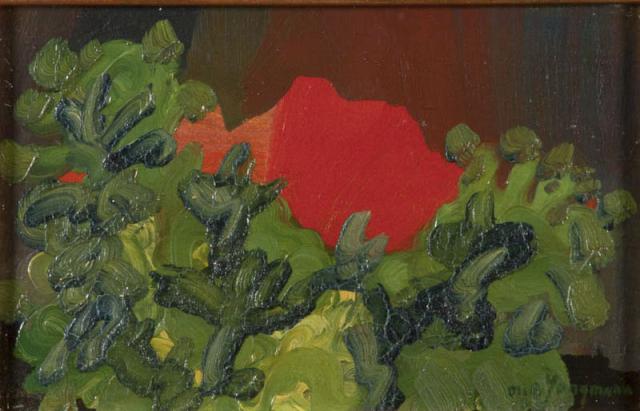 M.J.B. Jungmann (1877-1964) - Papaver. Ges. R.O.