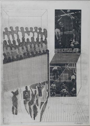 C. van Gulik (1938) - Sportdag. Ges. en '71.