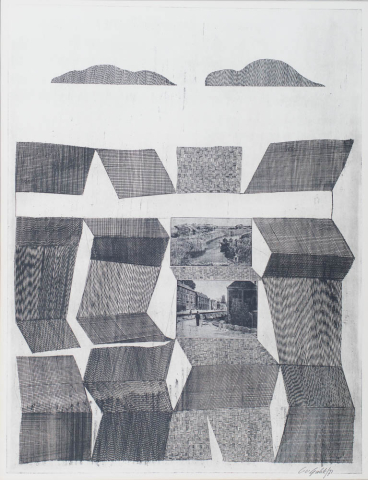 C. van Gulik (1938) - Biesbosch - stad. Ges. en '71.