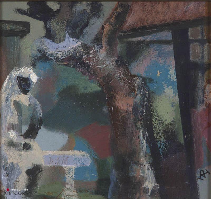 D. Henkes (1903-1989) - Novice voor ouderlijk huis