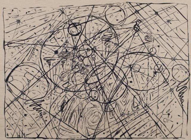 W. van de Made - Cirkels en lijnen. Ges. L.O.
