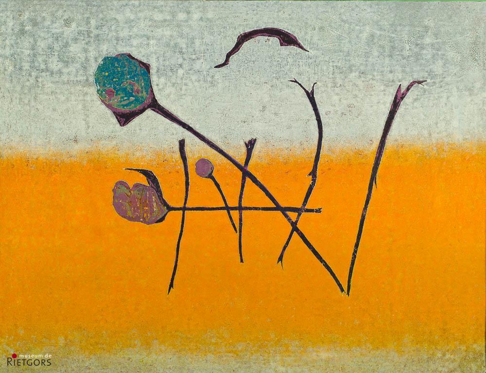 B. Hener - Compositie. Ges. in verso en 1964.