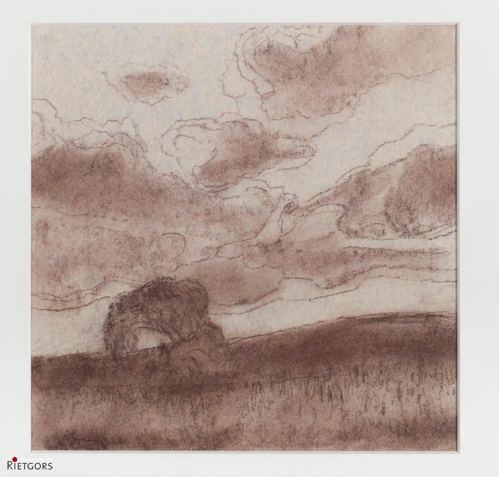 J. Kropff (1892-1979) - Landschappelijke vormen. Ges. L.O. en '78.