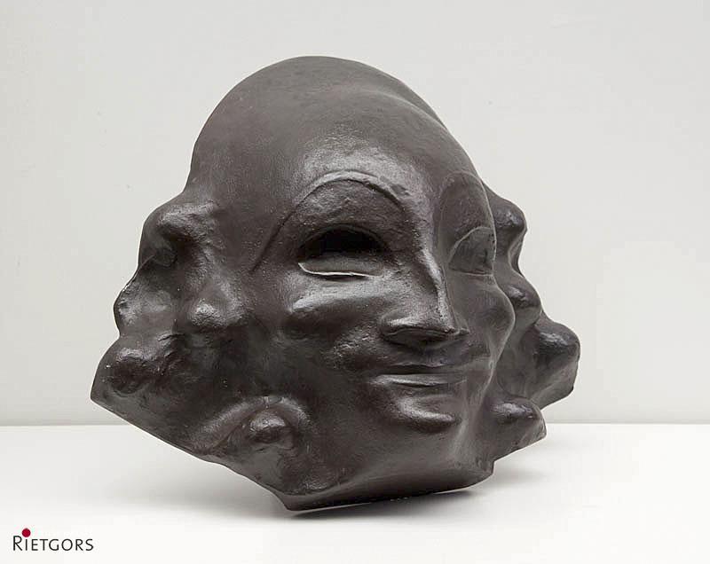 J. Raedecker (1885-1956) - Masker.
