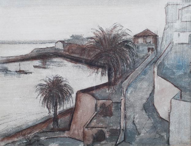 H. Liebe (1912) - Sines, Portugal. Ges. L.O.