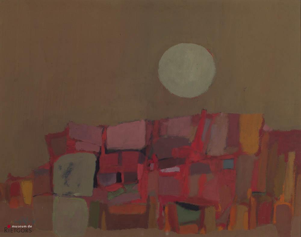 """C. van Dijl (1934-2007) - """"Istanboel"""""""