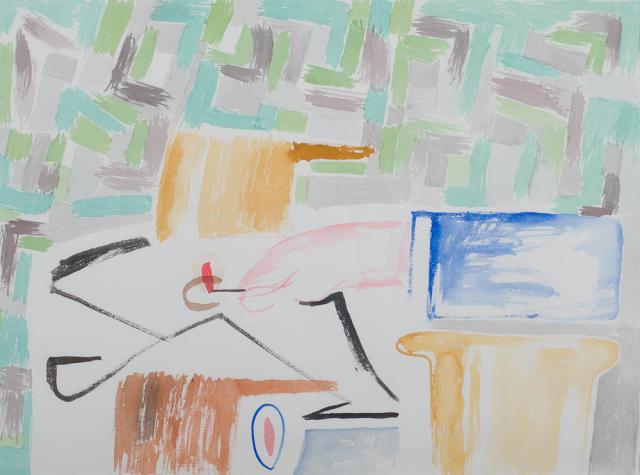 """C. van Gulik (1938) - """"Gas aansteken""""."""