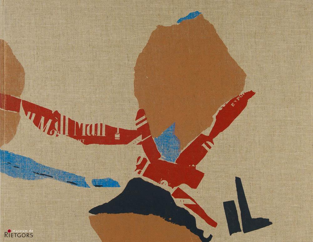 """W. Couzijn (1912-1984) - """"Il"""". Ges. op voorblad en 1/66."""