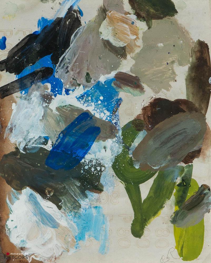 R. Duyf (1950) - Vlinders. Ges. en '85.