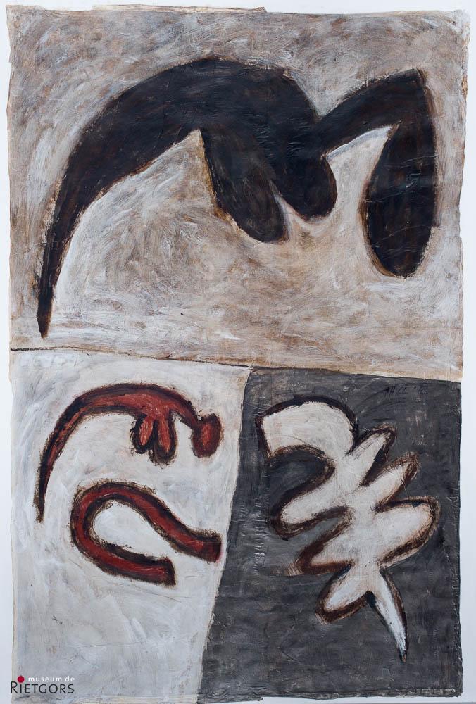 J. Claassen (1943) - Zevenveldsdeling (2-delig).