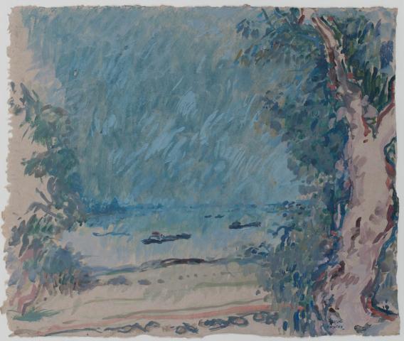 J.F. Kuyper (1906-1983) - De Waal bij Rossum. Ges. R.O.