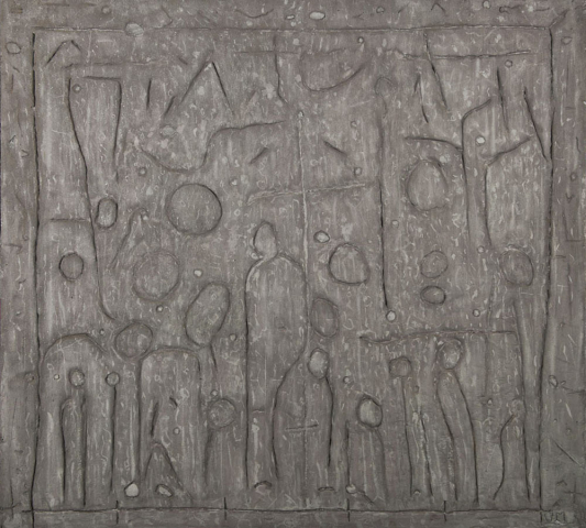 "W. van der Made - ""Egyptian reflexions"". Ges. R.O."