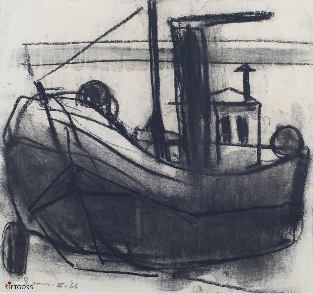A. Goossens (1903-1980)Vi - skotter. Ges. en '66.